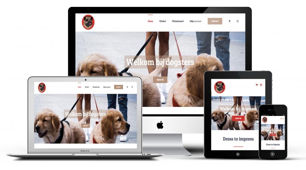 Website laten maken ? | Tevreden klanten Dogster